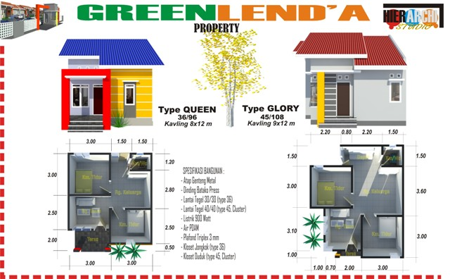 Architect Consultant Catatan Ngkai Type Crown 90 192 Desain Interior